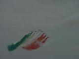Frecce Tricolori - Aeromacchi MB 339 PAN