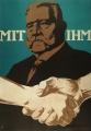 Dosavadní prezident - Paul von Hindenburg