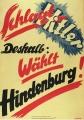Volte Hindeburga!
